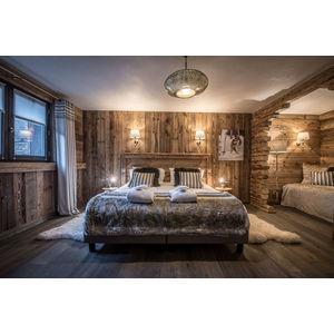 Double bed Junior suite 'les Murettes'