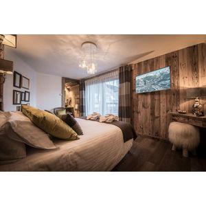 Double bed 'Les Amoureux'