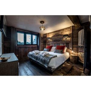 Cozy room Les Brigues
