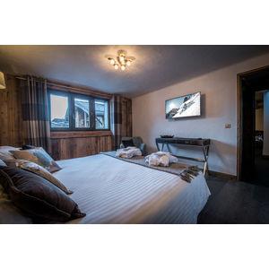 Family suite 'Les Jockeys' bed